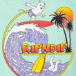 Ripndip Off My Wave póló Aqua
