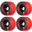Powell Peralta Soft Slide Snakes kerék szett 66mm 75A Red 4db