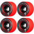 Powell Peralta Soft Slide Snakes kerék szett 66mm 75A Red 4db