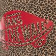 Vans Canvas Tote válltáska Leopard