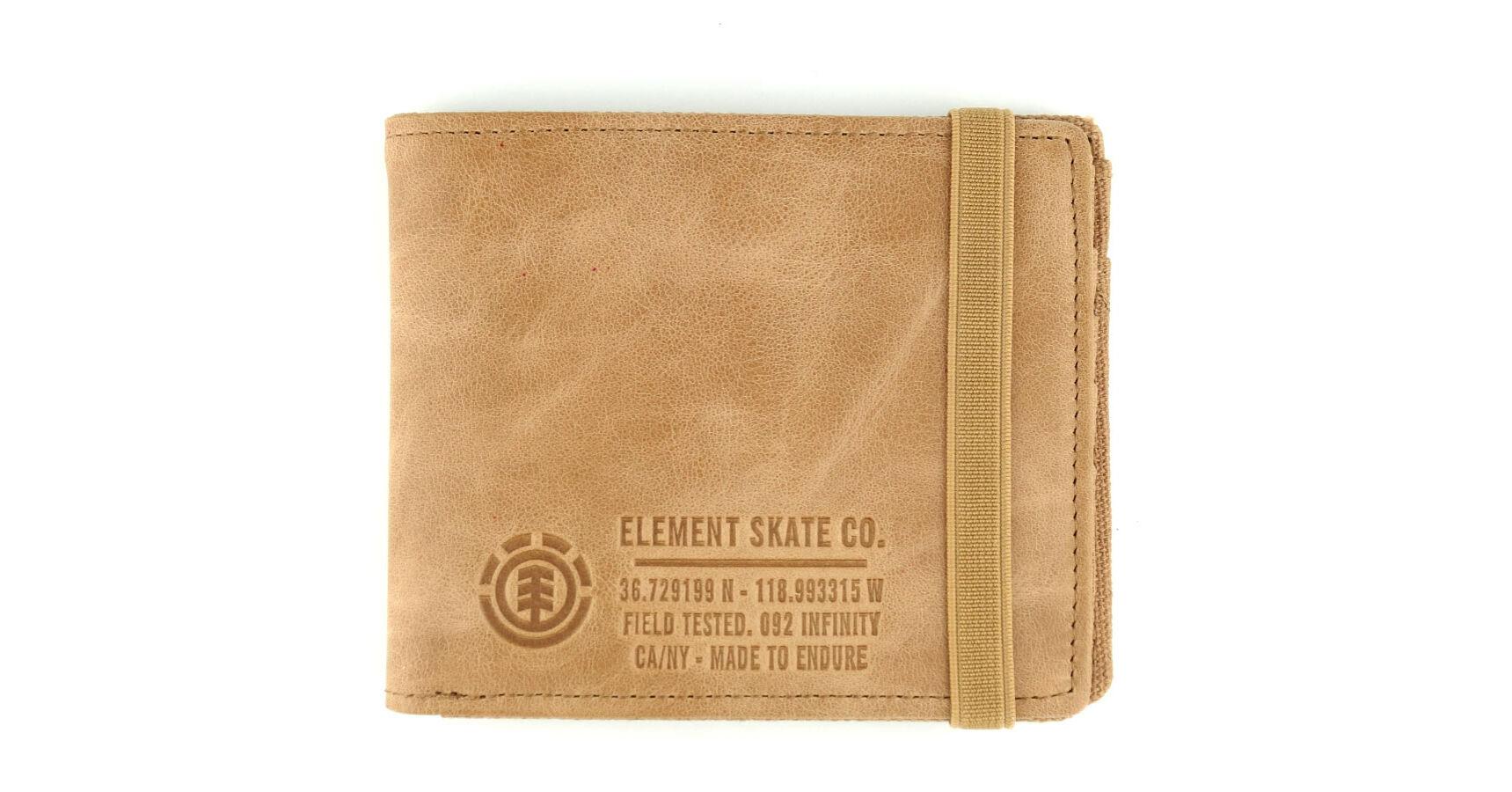 7efdd774fe42 Element Endure II pénztárca Natural