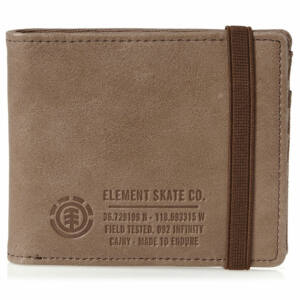 Element Endure II pénztárca Brown