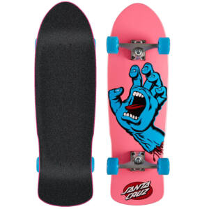 Santa Cruz Screaming Hand komplett gördeszka Pink 9.42x31.88