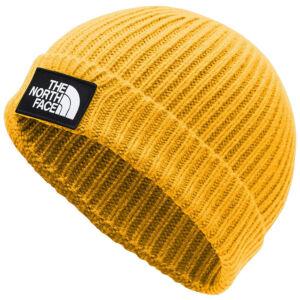 The North Face Logo Box sapka TNF Yellow