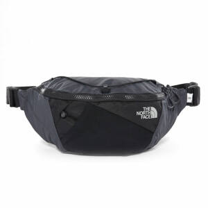 The North Face Lumbnical L övtáska Asphalt Grey TNF Black