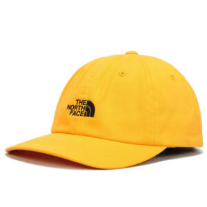 The North Face Norm sapka TNF Yellow TNF Black