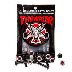 Independent X Thrasher Phillips csavarszett Black/Silver 1col