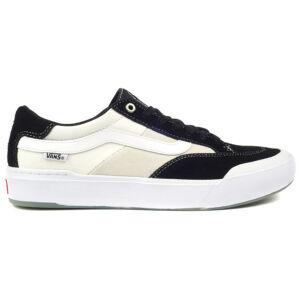 Vans Berle Pro cipő Black White 2cb48e8519