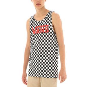 Vans Classic trikó Black/White Checkerboard