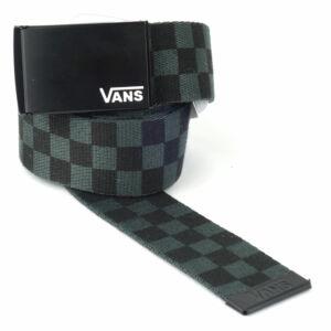 Vans Deppster öv Black Charcoal Checkerboard