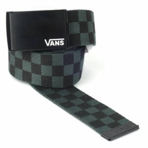 Vans Deppster öv Black Charcoal Checkerboard