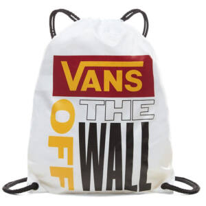 Vans League Benched tornazsák White Rumba Red 36f0840e92