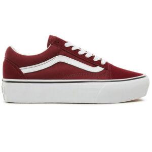 Vans Old Skool Platform cipő Port Royale 43f01c6416
