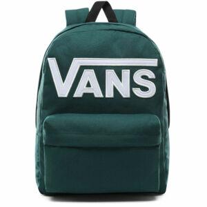 Vans Old Skool III hátizsák Trekking Green