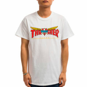 Thrasher X Venture póló White