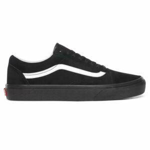 Vans Old Skool Pig Suede cipő Black Black