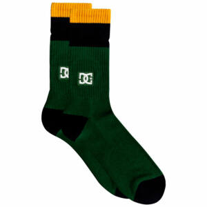 DC To Me zokni Hunter Green 1 pár