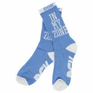 DGK In My Zone zokni Blue 1 pár