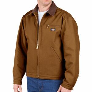 Dickies Blanket Lined kabát Brown Duck