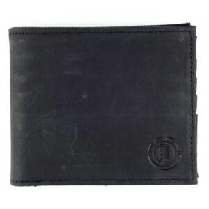 Element Avenue pénztárca Black