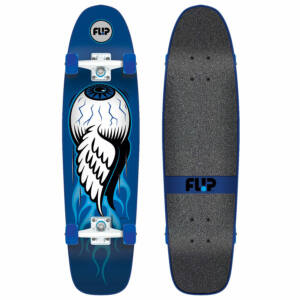 Flip Eyeball Blue cruiser/cruzer 9x32.5