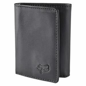 Fox Trifold pénztárca Black