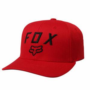 Fox Youth Legacy Moth 110 sapka Dark Red