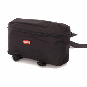 Globe Bar Shoulder Pack öv/válltáska Black