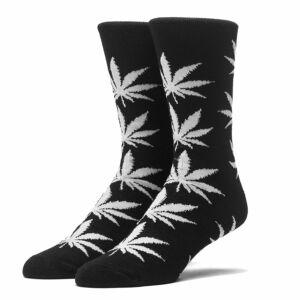 HUF Plantlife Crew zokni Black 1pár