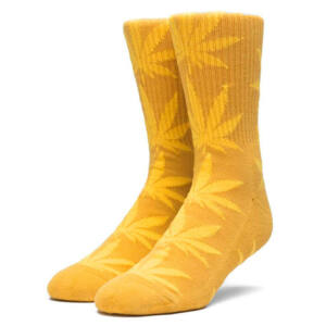 HUF Plantlife zokni Honey Mustard 1 pár