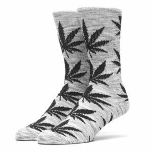 HUF Streaky Plantlife Crew zokni Grey 1pár