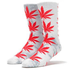 HUF Plantlife Tie Dye zokni Grey 1 pár