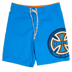 Independent Trucks Logo Boardshort úszónadrág Royal