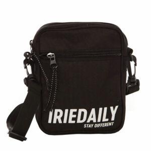 Iriedaily Team oldaltáska Black