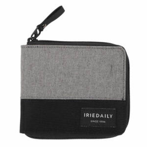 Iriedaily City Roundup pénztárca Grey-Mel