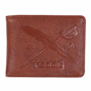 1a5cb28c92d6 Iriedaily Flag 2 Punch pénztárca Chocolate