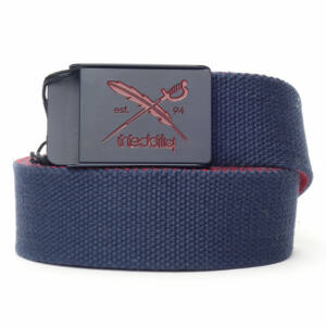 Iriedaily Flip The Side öv Navy-Red