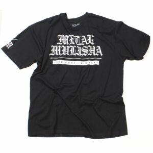Metal Mulisha Old Days póló Black