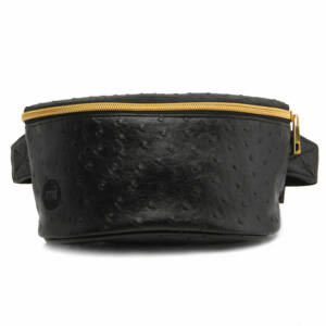 Mi-Pac Bum Bag övtáska Ostrich Black