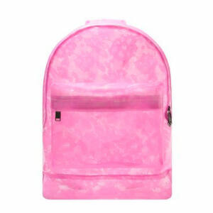 Mi-Pac Classic hátizsák Transparent Lace Pink