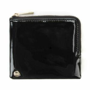 Mi-Pac Coin Holder pénztárca Patent Black