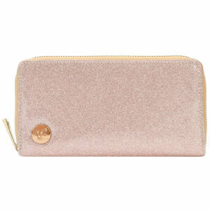 Mi-Pac Zip Purse pénztárca Glitter Champagne