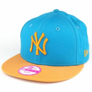 New Era Two Seasonal sapka New York Yankees Blue - Orange 0a419b90ea