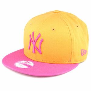 New Era Two Seasonal sapka New York Yankees Orange-Pink 91cf82382c