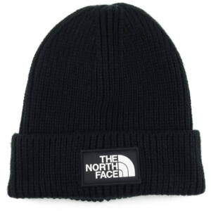 The North Face Logo Box sapka TNF Black