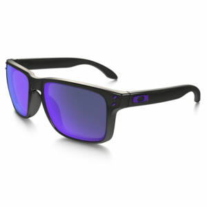 Oakley Holbrook napszemüveg Black Ink/Violet Iridium Polarized