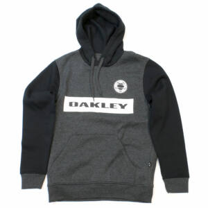 Oakley Race pulóver Jet Black Heather