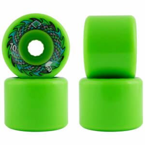 Powell Peralta Soft Slide Offset kerék szett 70mm 75A Green 4db