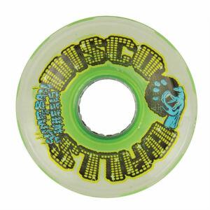 Santa Cruz Slime Balls Disco Balls kerék szett 60mm 78A Green 4db