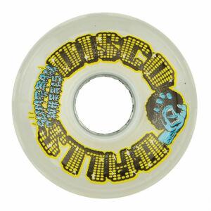 Santa Cruz Slime Balls Disco Balls kerék szett 60mm 78A White 4db